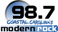 Cape Fear Fair & Expo 98.7 Coastal Carolina's Modern Rock Logo