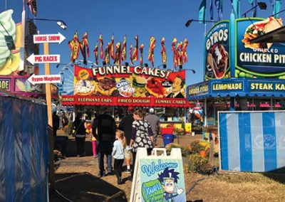 Funnel Cakes Stand
