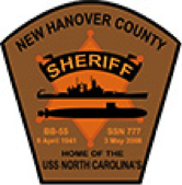 New Hanover County Sheriff