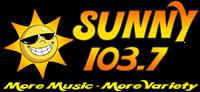 Cape Fear Fair & Expo Sunny 103.7 Logo